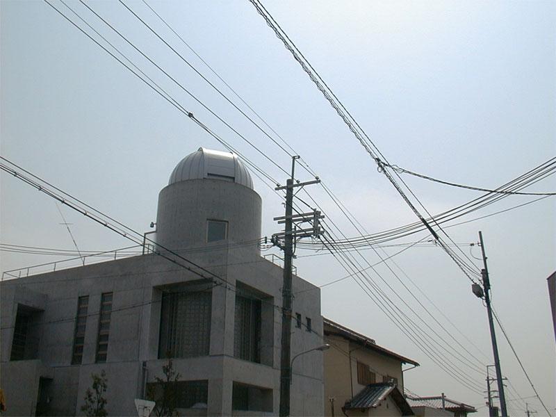 大阪府個人様 3.5mドーム