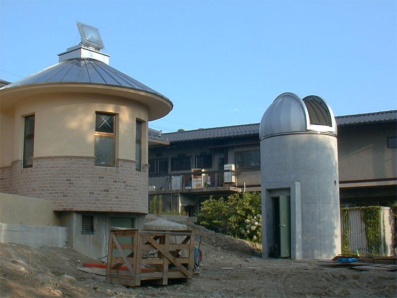 奈良県個人様 2.6mドーム