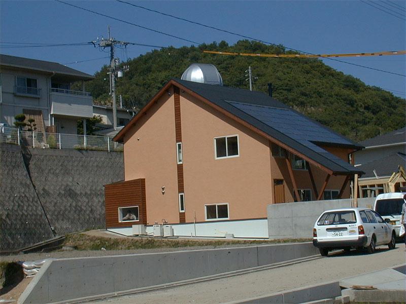 香川県個人様 2.6mドーム