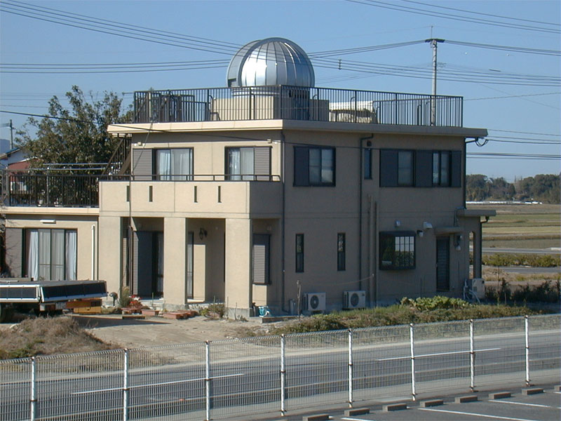 福岡県個人様 2.6mドーム