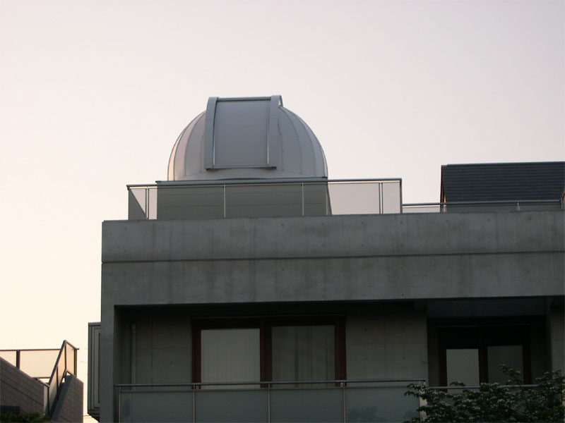 東京都個人様 2.6mドーム