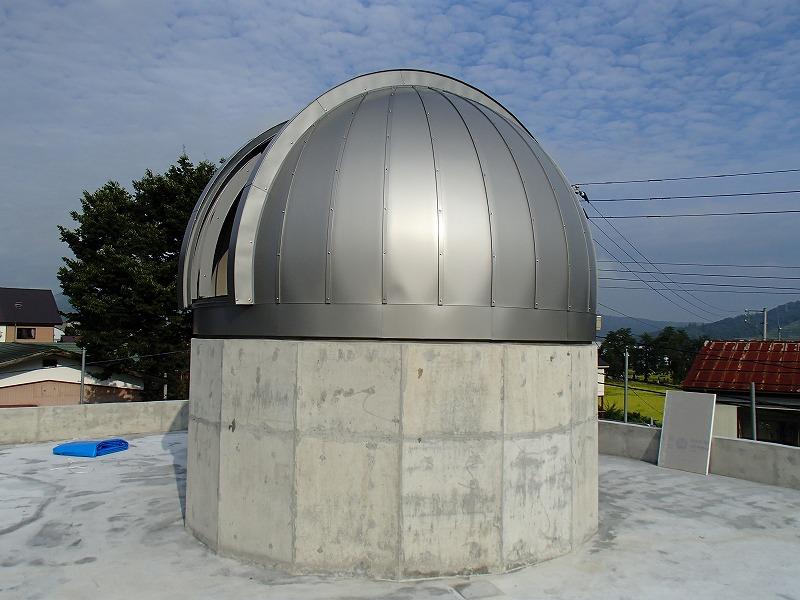 新潟県個人様 3.5mドーム