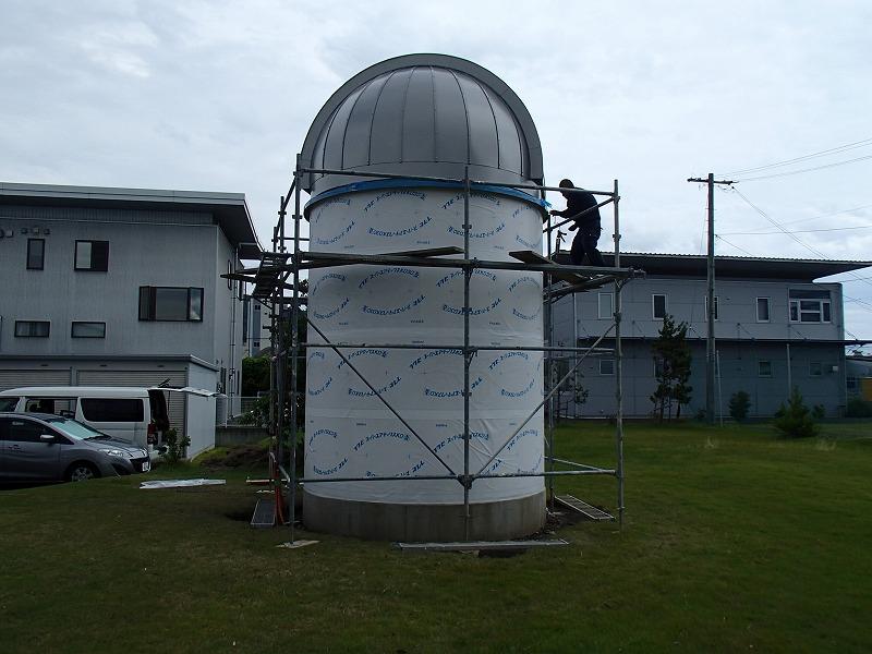 長野県個人様 3.0mドーム