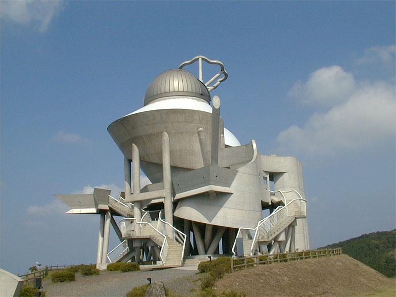 鹿児島県 輝北天球館様(1) 7.4mドーム