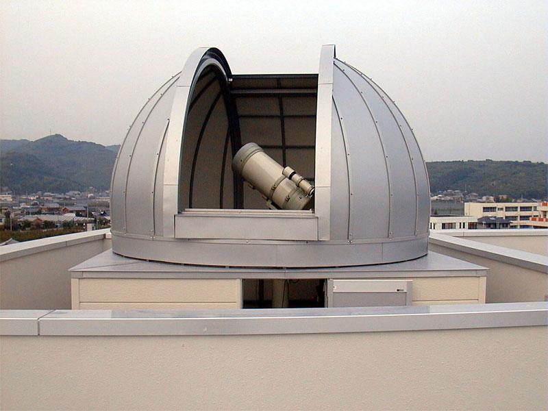 和歌山県 上南部小学校様 3.0mドーム