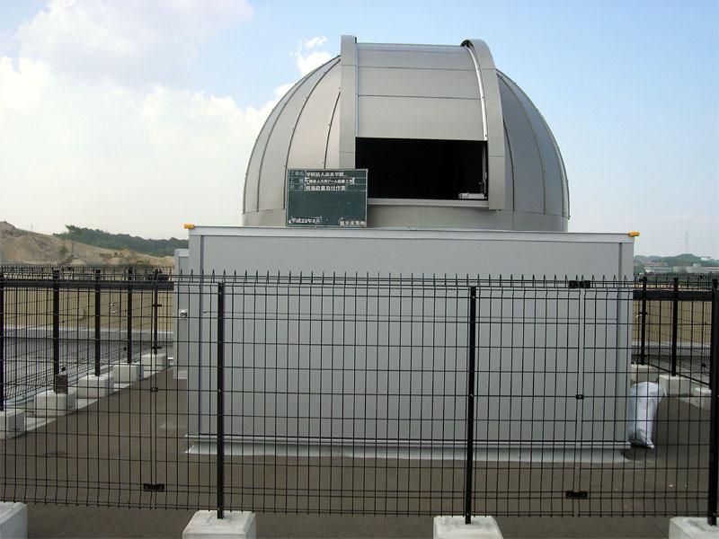 奈良学園様 3.0mドーム