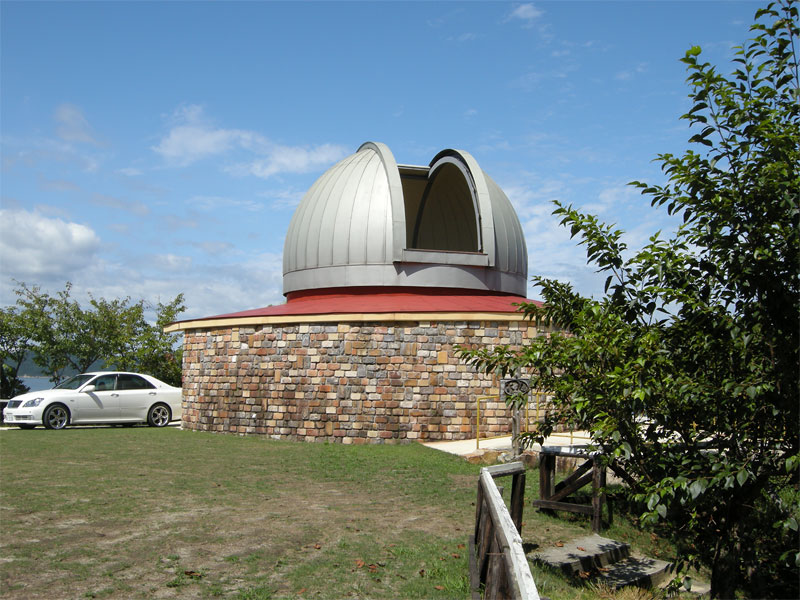 カリヨンハウス ティエラ天文台様 6.0mドーム