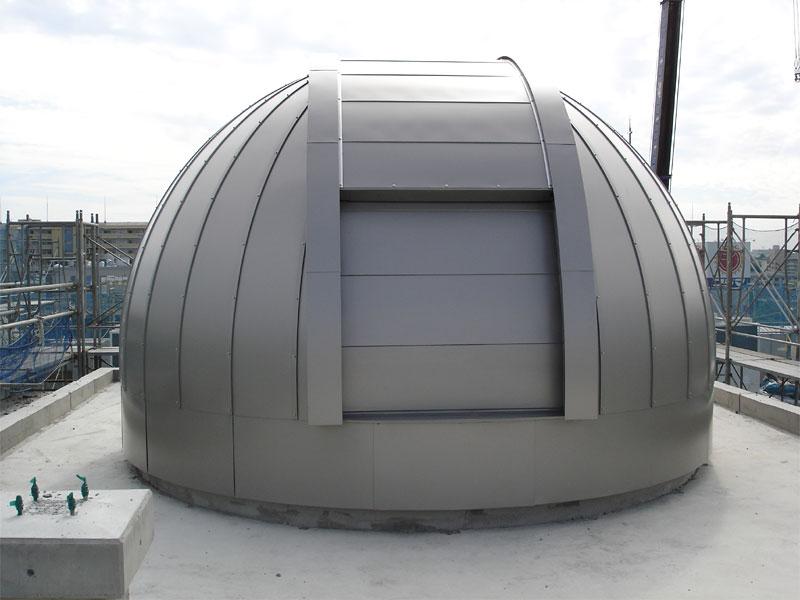 名古屋学院様(2) 4.5mドーム