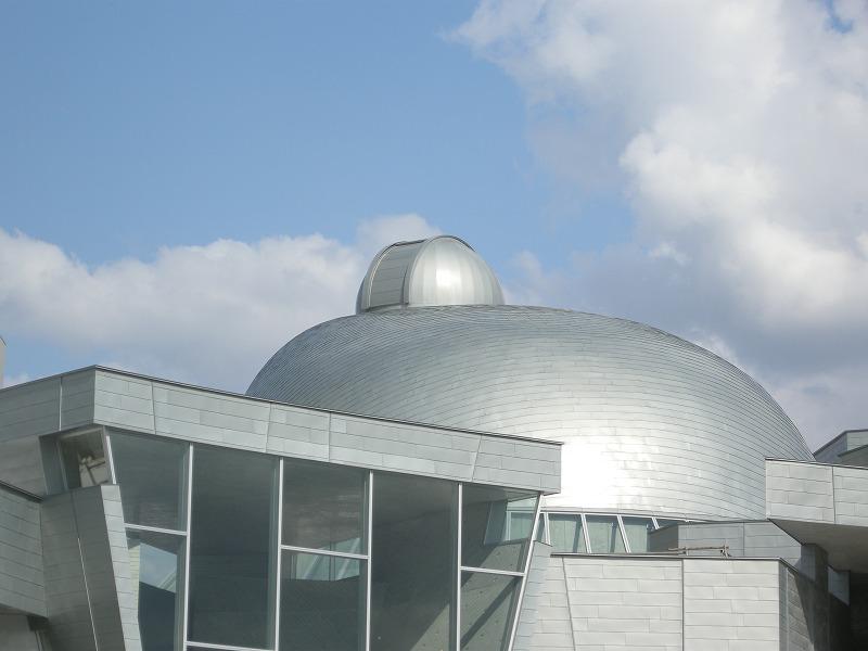 秋田県由利本荘市文化交流館「カダーレ」様 4.6mドーム
