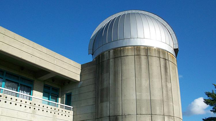 天体観測ドーム